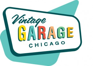 Vintage Garage Chicago Logo