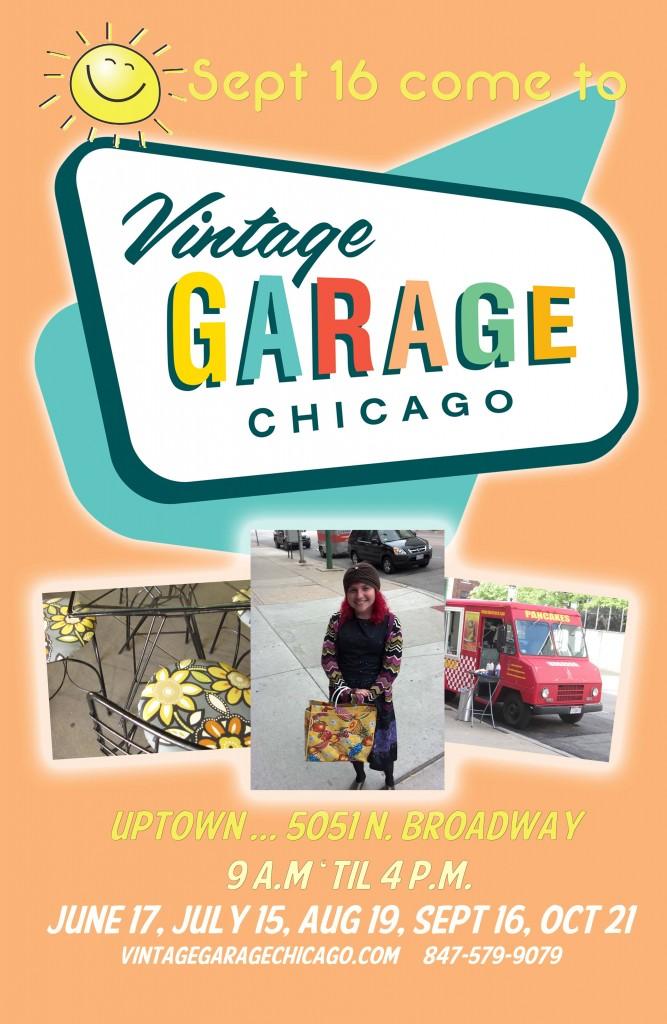 September Vintage Garage Chicago 2012
