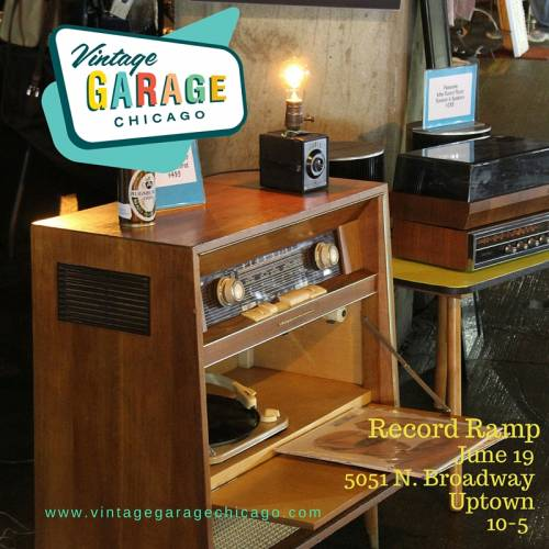 Father's Day at Vintage Garage Chicago