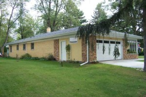 Midcentury Modern Home for sale Michigan city, Indiana