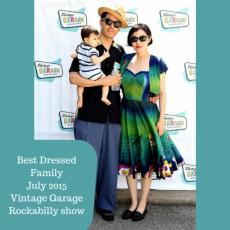 Rockabilly Tiki Show Best Outfits!