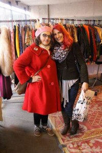 Chicago flea markets and shopping