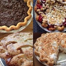 Pie, Pie My Darling at the Garage