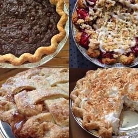 Pie, Pie My Darling at September Vintage Garage!