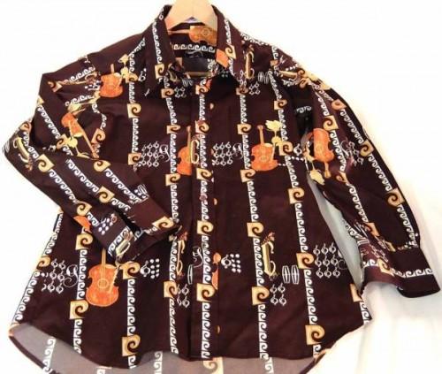 Starburst Audio Pierre Cardin Shirt at the Vintage Garage Chicago