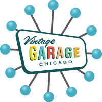 Vintage Garage Chicago is Chicago's only all vintage monthly flea market