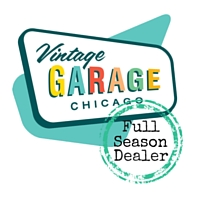 Vintage Garage Chicago Full Season dealer Donatella.