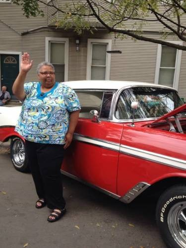 Sylvia is a full season dealer at the Vintage Garage Chicago each month.