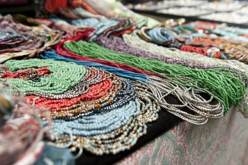Solola handmade at the Vintage Garage Chicago each and every month. Handmade jewelry and textiles