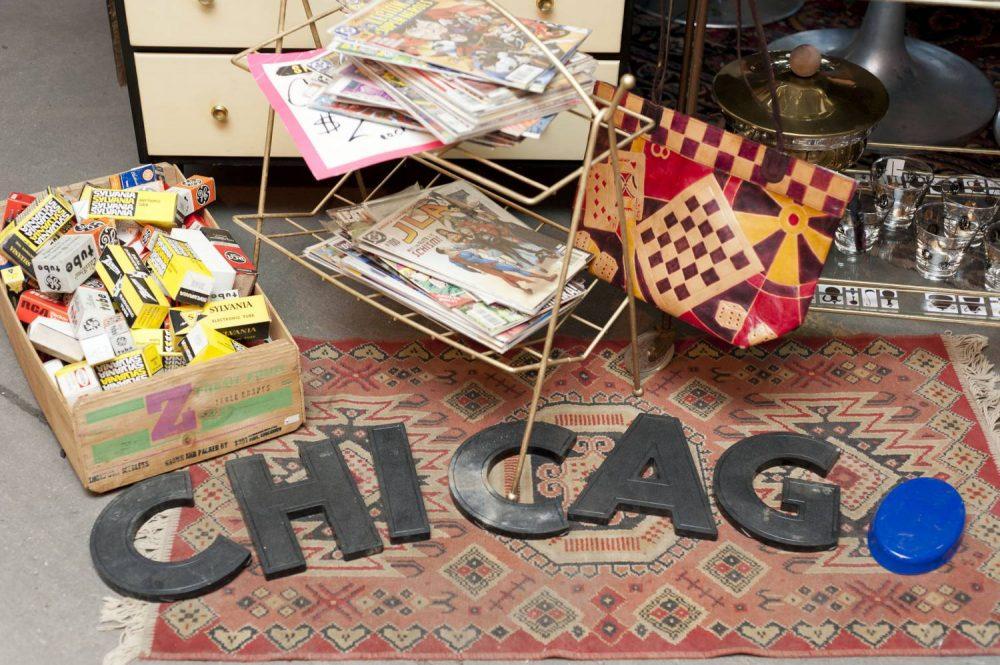 Vintage Garage Chicago Flea Market