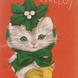 Collecting Vintage Christmas Cards