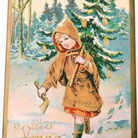 Collecting Vintage Christmas Postcards