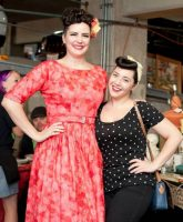 Chicago Street Style. Ruby does the Vintage Garage chicago