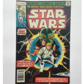Star Wars Bronze Age comic book Darth Vader Luke Skywalker Marvel Comics