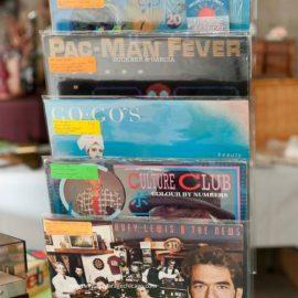 Vintage Garage Chicago Flea Market Vintage Clothing, vintage vinyl, vintage records, and plenty of vintage style.