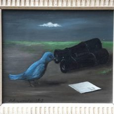 A Painting by Chicago Artist Gertrude Abercrombie