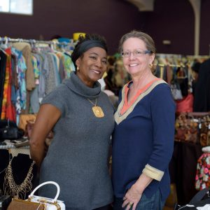 Vintage Garage Chicago has 100 vendors of vintage clothing, jewelry, vintage furniture and more.