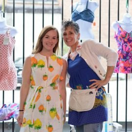 Maisie & Maude, monthly vintage vendor at Vintage Garage Chicago