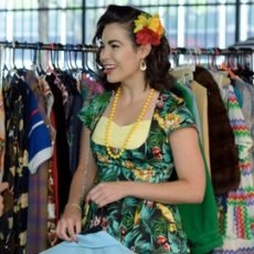 Definition of Vintage Clothing. Vintage Garage Chicago's vintage clothing street style fashion.