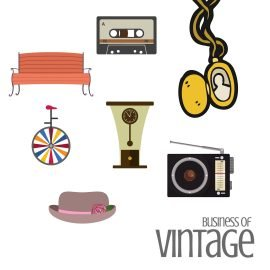 Business of Vintage discussing all buying and selling vintage