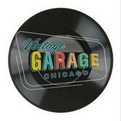 Vintage Garage Chicago Record Ramp featuring vinyl for the season finale. All vintage is represented! Vintage clothing, midcentury modern, records, vinyl, 1960's, 1970's and more!