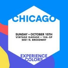 Beck Colors Pop-Up at Vintage Garage Chicago