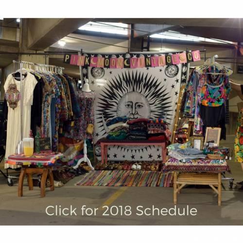 2018 Vintage Garage Chicago Flea Market Schedule
