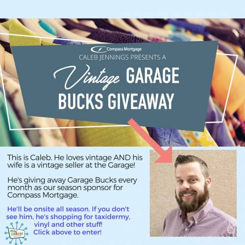 Vintage Garage Bucks Chicago to spend on vintage!