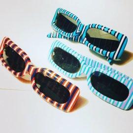 Vintage Sunglasses Collection, Trifari Sunglasses Midcentury