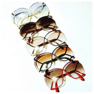 Vintage Dior Sunglasses collection Dior Butterfly Glasses