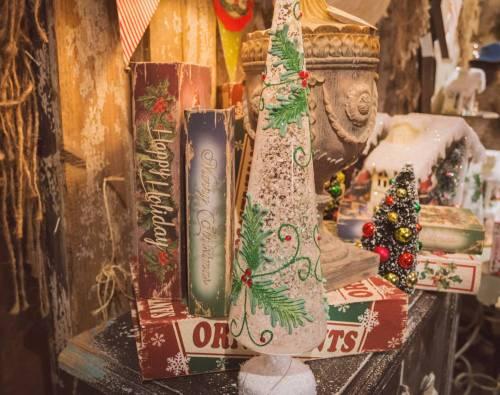Christmas In Chicago Vintage Garage Chicago