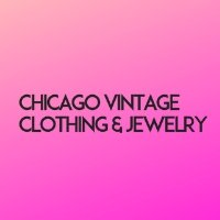 Chicago Vintage Clothing & Jewelry Show in Edgewater, St. Andrews October and March