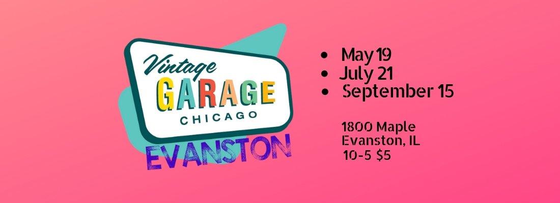 Vintage Garage Chicago Heads to Evanston for Season 8