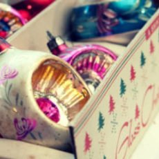Vintage Holiday Market Evanston Woman's Club December 1