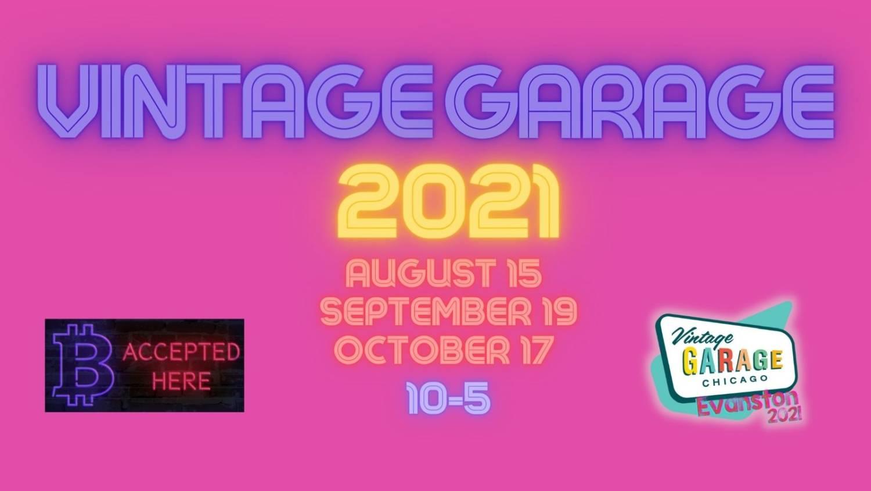Vintage Garage Chicago 2021 Evanston Schedule